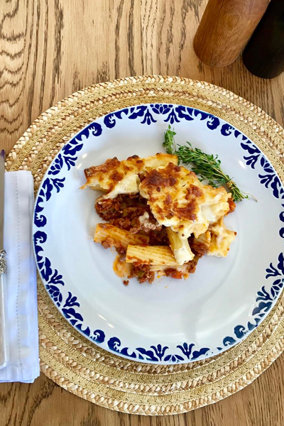 Pastagna – Pastitsio and Lasagne Mix