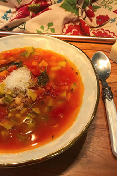 Minestrone-ish Soup